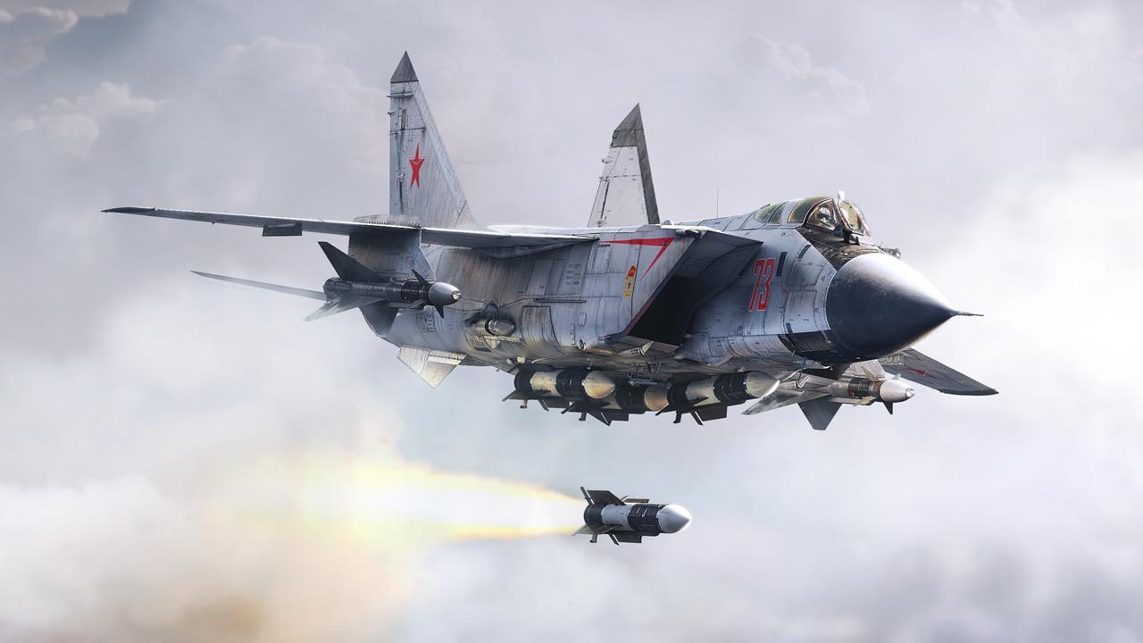 MiG-41 profile by ABiator on DeviantArt