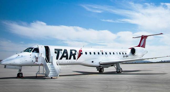 Resultado de imagen para Logo de la aerolínea TAR