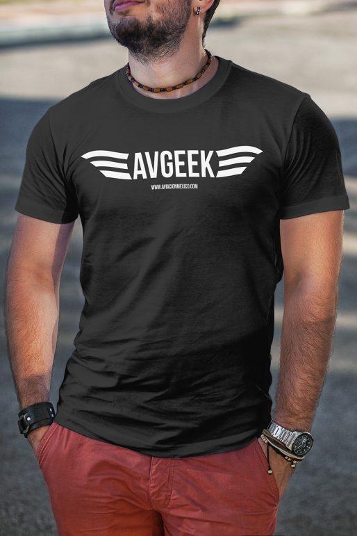 Playera: AvGeek