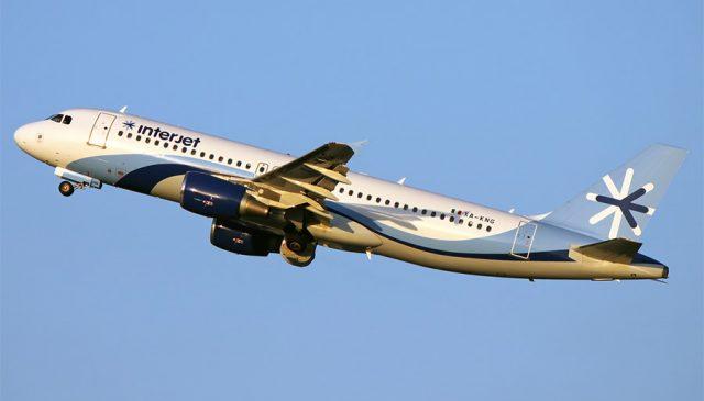 Muere pasajera en vuelo de Interjet, avión aterriza de emergencia en Mérida, Yucatán