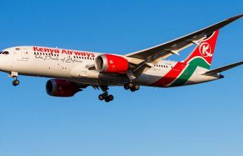 Muere un piloto de Kenya Airways de COVID-19