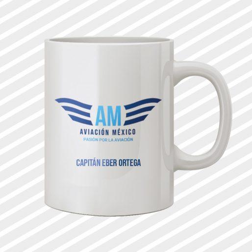 Taza: Aviación México