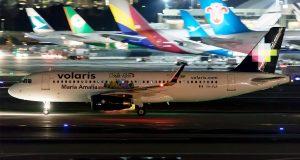 Volaris suspende 88 rutas en abril por coronavirus