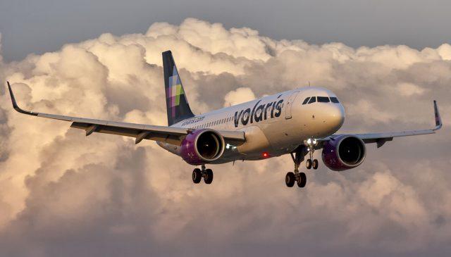 Volaris elimina costo por cambio de vuelo