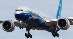 El segundo Boeing 777X completa su primer vuelo