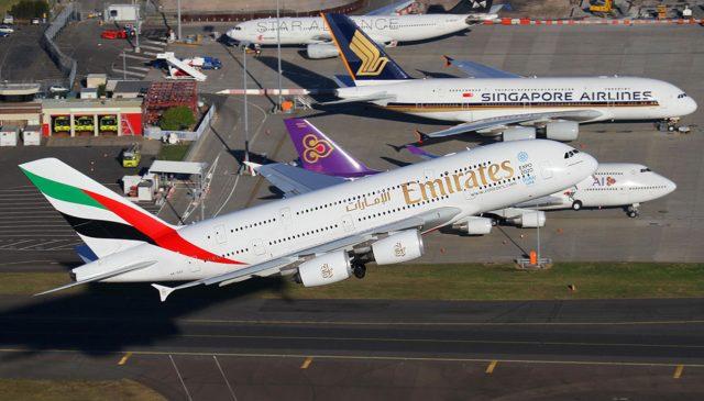 La era del A380 y el B747 se terminó: Emirates