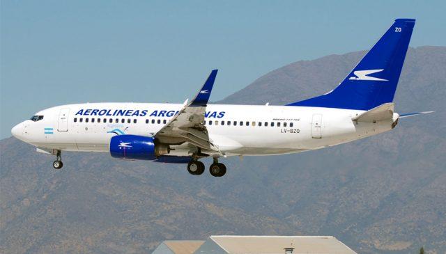 Hombre estafó a Aerolíneas Argentinas y viajó gratis durante 4 años