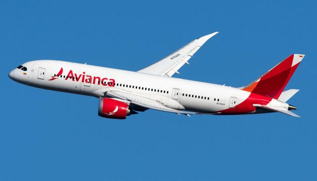 Avianca se declara en bancarrota