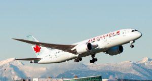 Air Canada reiniciará en septiembre sus operaciones en Colombia