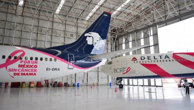Delta se mantendrá como accionista de Aeroméxico, pero no inyectará capital