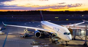 Delta Airlines vuelve a volar a China