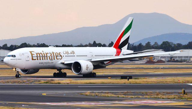 Emirates prevé reiniciar operaciones en México a partir de agosto
