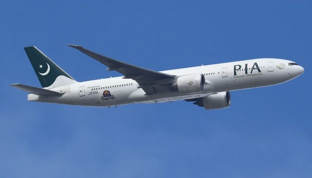 Pakistan International Airlines inicia investigación sobre licencias falsas