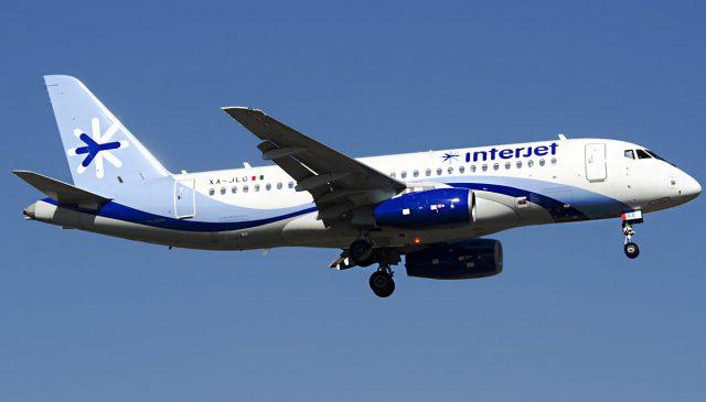 Interjet reiniciará 14 rutas desde CDMX