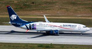 Aeroméxico se acoge a ley de bancarrota en EU