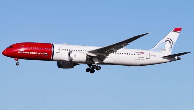 Norwegian cancela pedido por 97 aeronaves Boeing