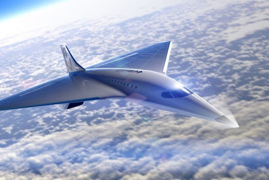 Virgin Galactic se asocia con Rolls-Royce para reemprender vuelos comerciales supersónicos